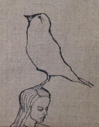Tanke fugl